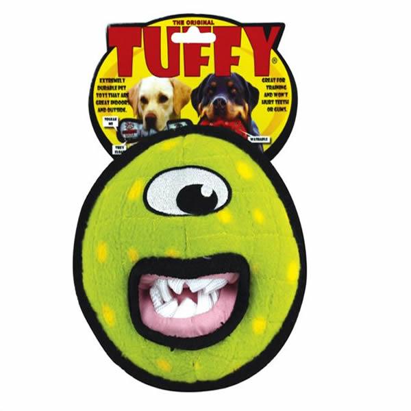 Tuffy's Alien Ball Green