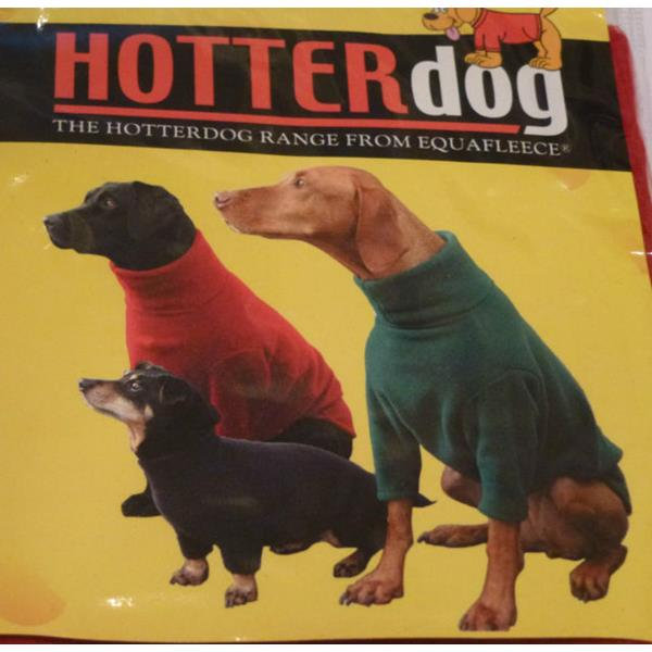 Hotterdog Jumper (from Equafleece)